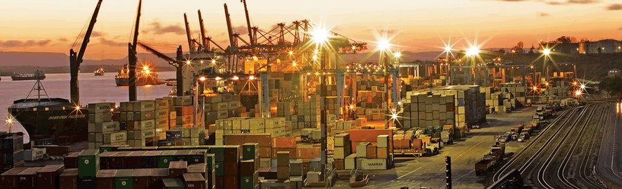 Kipavu port terminal a gift from Japan Mombasa Kenya
