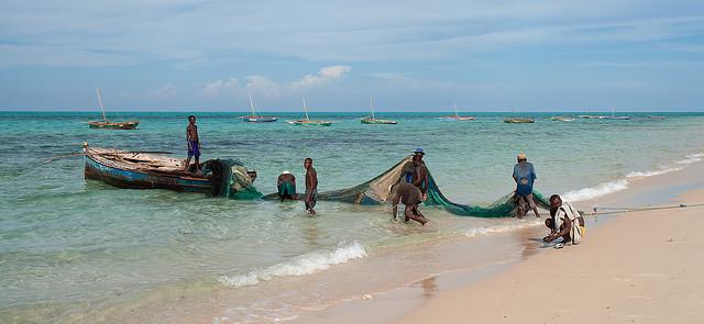 fishing communities in mozambique