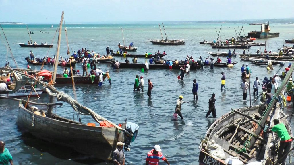 zanzibar fishing communities