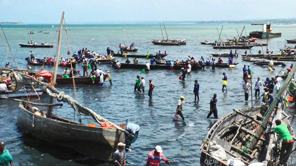 zanzibar fishing communities