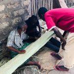 Traditional swahili weaving