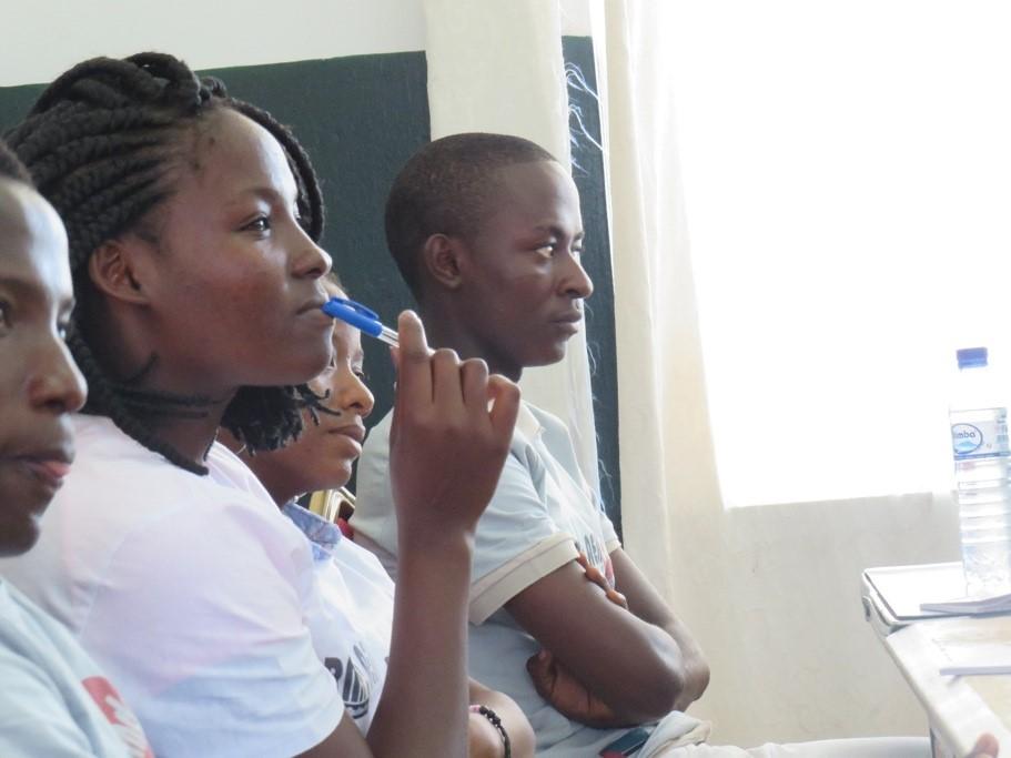 Workshop Participants 2, August 2019