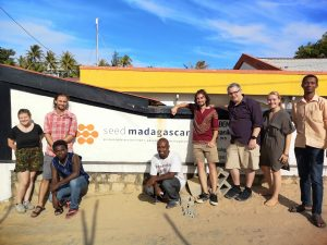 University of Roehampton and SEED Madagascar Reharbouring Heritage grant partners - Hannah Shepherd, April 2019
