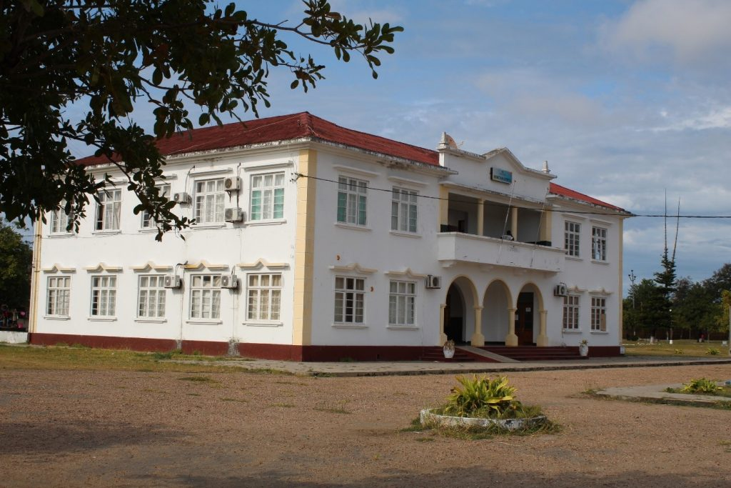 Chinde District Government Building