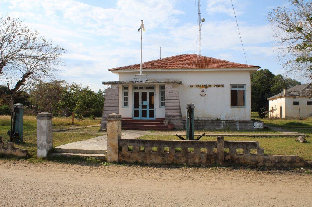 """Former Port Authority Building """"Capitania do Porto'' (office)"""