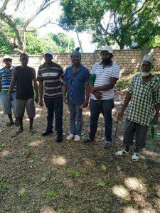 Former officials of Mtwapa Beach Management Unit